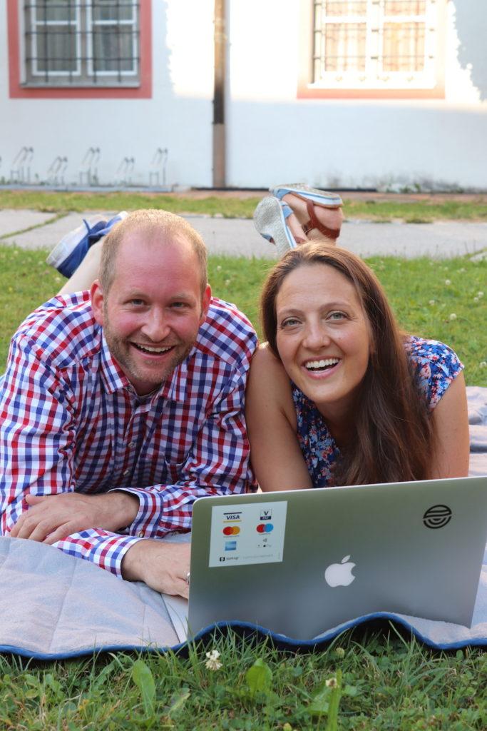 Elternreise - Magdalena und Andreas Hacklinger