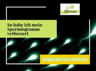 Spermiogramm verbessert