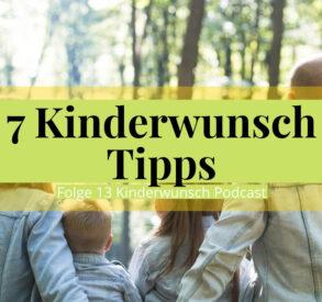 Kinderwunsch Tipps