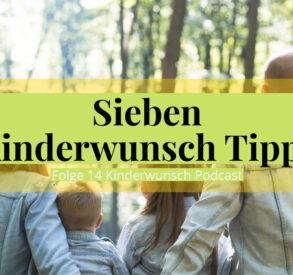 7 Kinderwunsch Tipps teil 2
