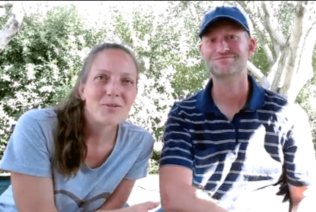Magdalena und Andreas Hacklinger von Elternreise.com